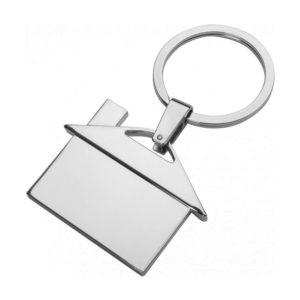 Kulcstartó ház alakú